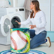 Load image into Gallery viewer, Baseball Laundry Basket 2.0