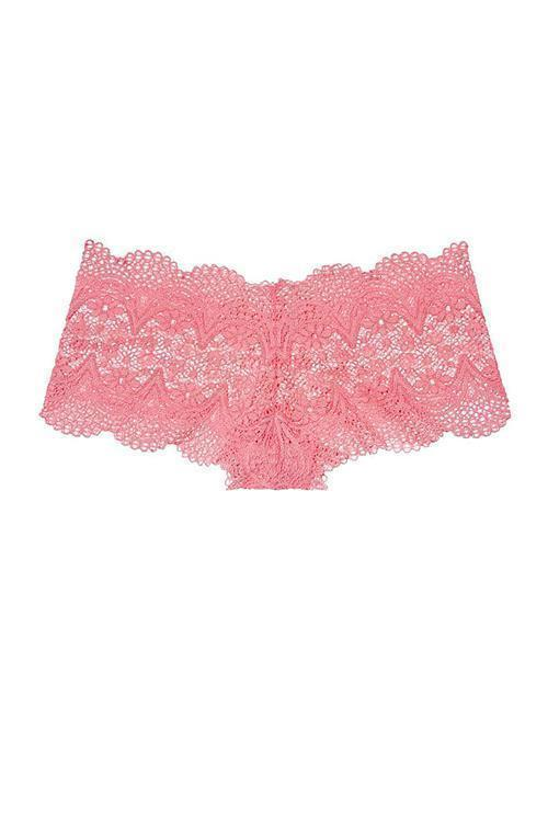 Lace See Though Panty