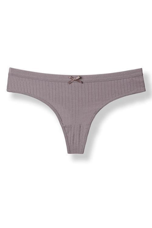 Thread Bow Thong