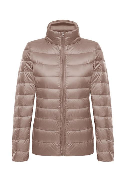 Lightweight Slim Down Jacket