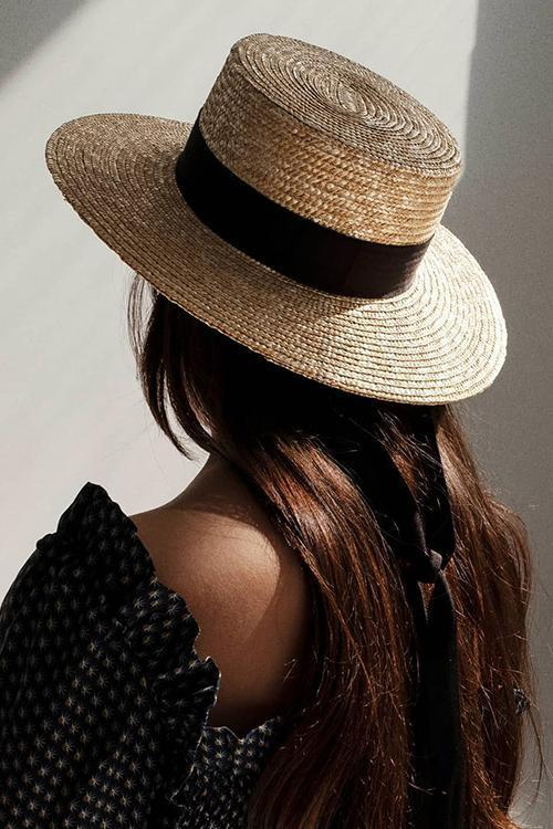 Straw Panama Hats