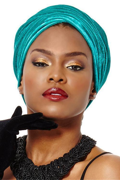 Velvet Twist Hair Headwrap