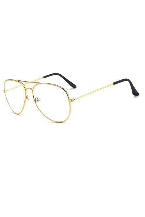 Classic Clear Glasses Sunglass