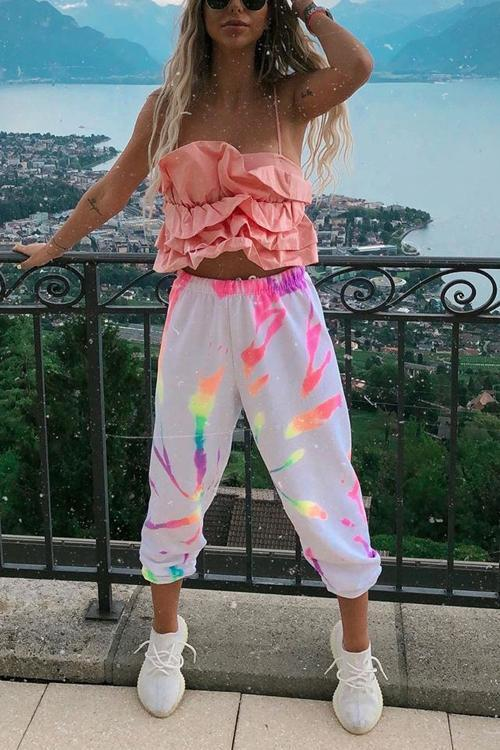 Splash Loose Jogger
