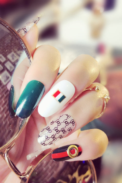 Print False Nails