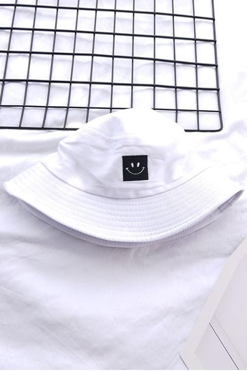 Smiling Face Bucket Hat