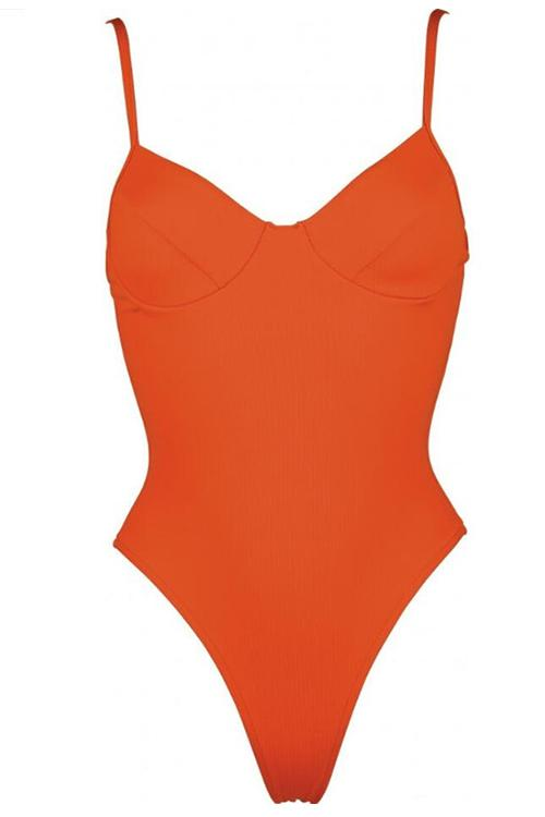 Classical One Piece Swimsuit