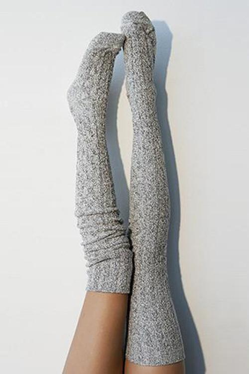 Thigh High Socks