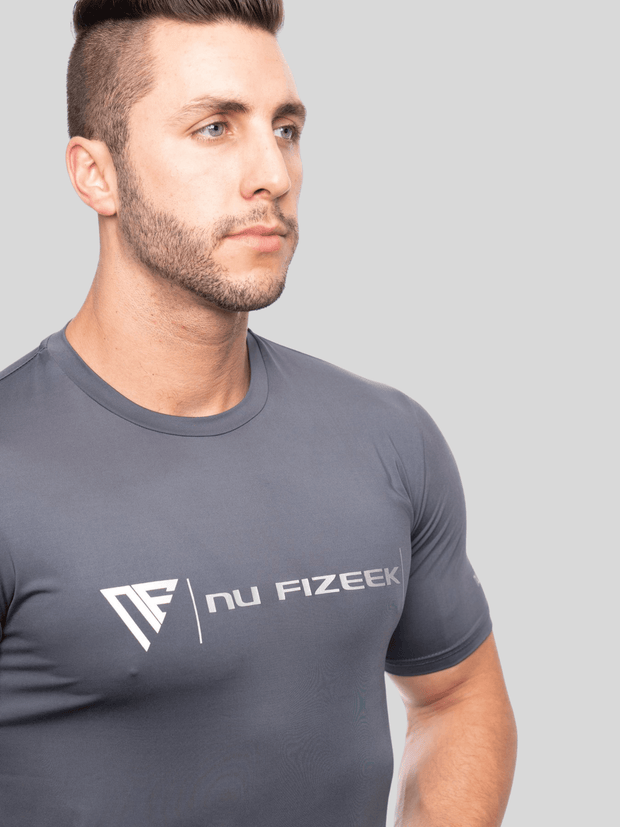 HIS SIGNATURE TEE - NU FIZEEK
