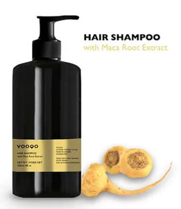 Shampoo with Macca Root