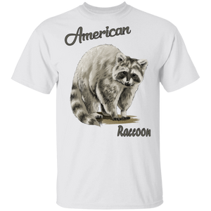 Raccoon G500 Gildan 5.3 oz. T-Shirt AWL177