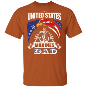 G500 5.3 oz. T-Shirt Fathers  Day 019