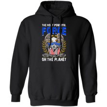 Air Force G185 Gildan Pullover Hoodie 8 oz.AM 164