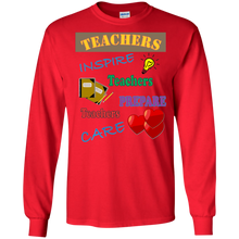Teacher G240 Gildan LS Ultra Cotton T-Shirt AH125