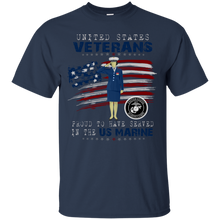 Marines G200 Gildan Ultra Cotton T-Shirt AM054