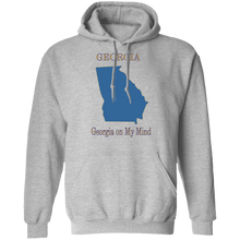G185 Pullover Hoodie 8 oz. State 010
