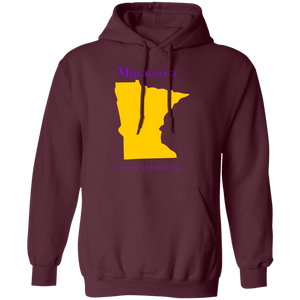 G185 Pullover Hoodie 8 oz. State 023