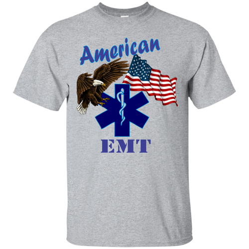 EMT G200 Gildan Ultra Cotton T-Shirt AH135