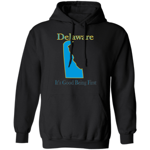 G185 Pullover Hoodie 8 oz. State 008