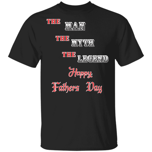 G500 5.3 oz. T-Shirt Father Day 030