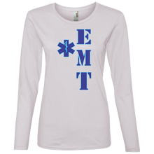 EMT 884L Anvil Ladies' Lightweight LS T-Shirt AH140