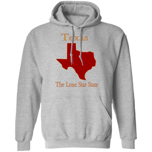 G185 Pullover Hoodie 8 oz. State 043