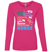 884L Anvil Ladies' Lightweight LS T-Shirt AH123
