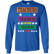 Teacher G240 Gildan LS Ultra Cotton T-Shirt AH117
