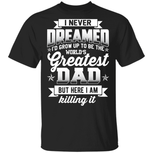 G500 5.3 oz. T-Shirt Father Day 033
