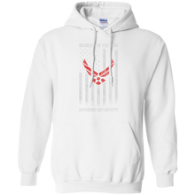 Air Force  G185 Gildan Pullover Hoodie 8 oz. AM031