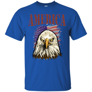 Patriotic G200 Gildan Ultra Cotton T-Shirt AP006