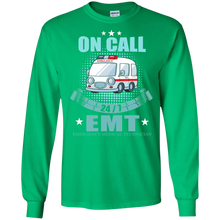 EMT G240 Gildan LS Ultra Cotton T-Shirt AH142