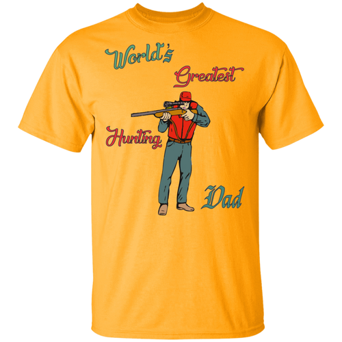 G500 5.3 oz. T-Shirt Fathers Day 007