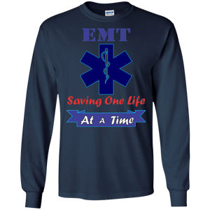 EMT G240 Gildan LS Ultra Cotton T-Shirt AH137