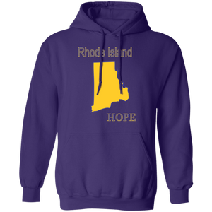 G185 Pullover Hoodie 8 oz. State 039