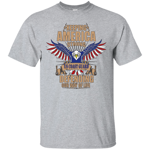 Coast Guard G200 Gildan Ultra Cotton T-Shirt AM039