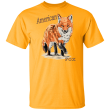 Fox G500 Gildan 5.3 oz. T-Shirt AWL 163