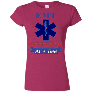 EMT G640L Gildan Softstyle Ladies' T-Shirt Ah137
