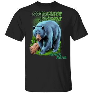 Bear G500 Gildan 5.3 oz. T-Shirt AWL 160