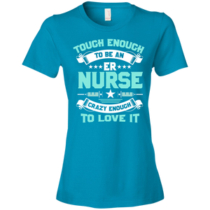 Nurse 880 Anvil Ladies' Lightweight T-Shirt 4.5 oz AH119