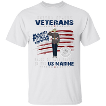 Marines G200 Gildan Ultra Cotton T-Shirt AM053