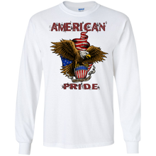 Patriotic G240 Gildan LS Ultra Cotton T-Shirt AP013