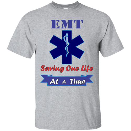 EMT G200 Gildan Ultra Cotton T-Shirt AH137