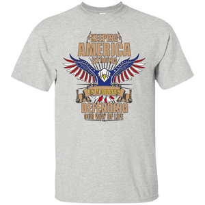 Marines G200 Gildan Ultra Cotton T-Shirt AM040