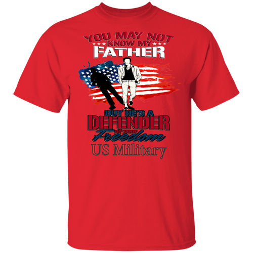 G500 5.3 oz. T-Shirt Fathers  Day 012