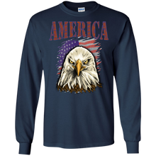 Patriotic G240 Gildan LS Ultra Cotton T-Shirt AP006