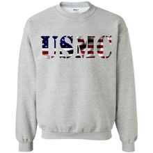 Marines G180 Gildan Crewneck Pullover Sweatshirt  8 oz. AM071
