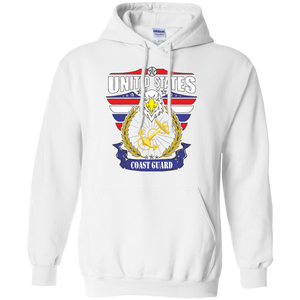 Coast Guard G185 Gildan Pullover Hoodie 8 oz. AM078