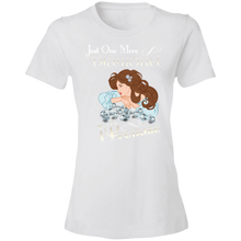 880 Ladies' Lightweight T-Shirt 4.5 oz JOM 003