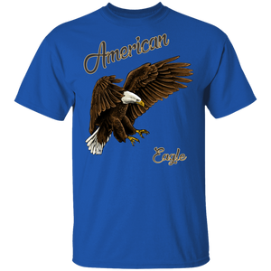Eagle G500 Gildan 5.3 oz. T-Shirt AWL174